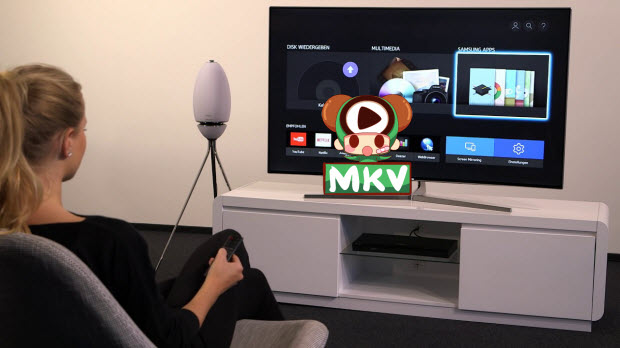 Any Way to Play HEVC MKV File on Blu-ray Player – MKV